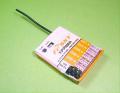 Frsky 2.4G 6CH受信機 TFR6M フタバ FASST互換 マイクロコネクター