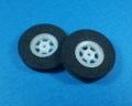 GWS スポンジ軽量タイヤ 15.9mm GW_LFW_159_13(2個入り)