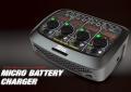 【45%引】ハイテック マイクロバッテリ−AC/DC充電器