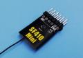Jumper 2.4G 4ch受信機 SF410 Mini フタバ S-FHSS互換 黒黒1線