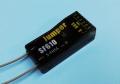 Jumper 2.4G 6ch受信機 SF610 フタバ S-FHSS互換 黒黒2線