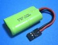 ROBIN 受信機用 NiMh 4.8V 200mAh 平長型 緑