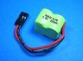 ROBIN 受信機用 NiMh 4.8V 200mAh 俵型 緑