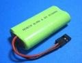 ROBIN 受信機用 NiMh 4.8V 450mAh 平長型 緑