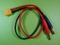 ROBIN 充電器出力用ワイヤー XT60 コネクター付き