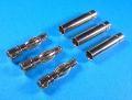 ROBIN 4.0mm 金コネクター オスメス3個セット