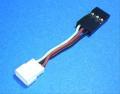 ROBIN E-flite専用 サーボコネクターオス=JST-ZH メス 変換ケーブル