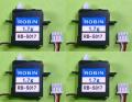 ROBIN 1.7g RB-S017 MF (フタバ互換)デジタル マイクロコネクター 4個