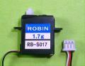 ROBIN 1.7g RB-S017 MF (フタバ互換)デジタル マイクロコネクター