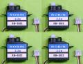 ROBIN 2.2g RB-S022 MF (フタバ互換)マイクロコネクター 4個