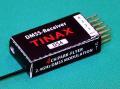 TINAX 2.4G 4CH受信機 DS4 JR DMSS 互換