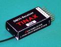 TINAX 2.4G 6CH受信機 DS6 JR DMSS 互換