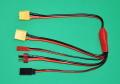 WM iSDT 充電器出力用マルチケーブル