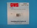 【50円】GWS 4・6CH受信機専用 72M帯 マイクロクリスタル