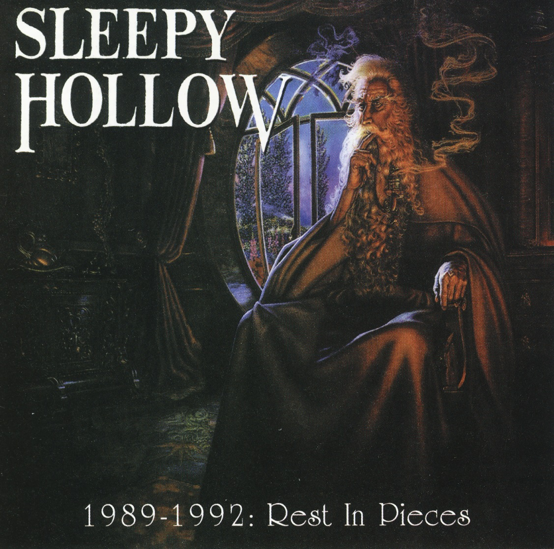 SLEEPY HOLLOW (US) / 1989-1992: Rest In Pieces