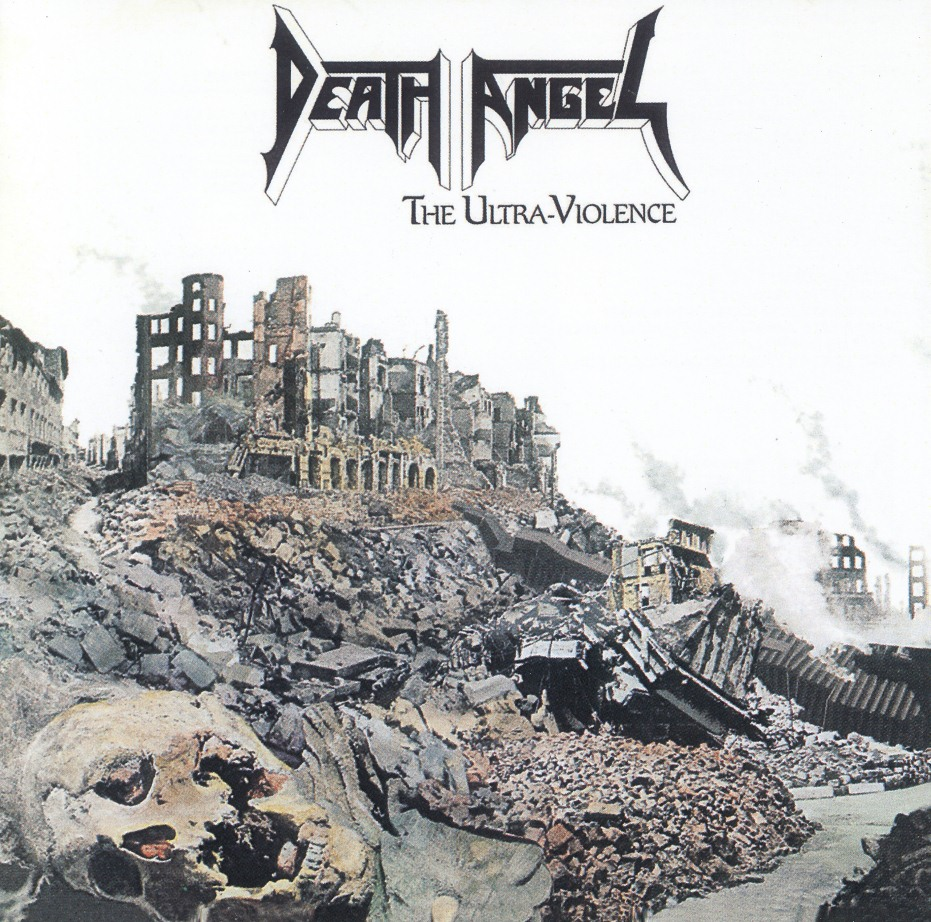 DEATH ANGEL(US) / The Ultra-Violence