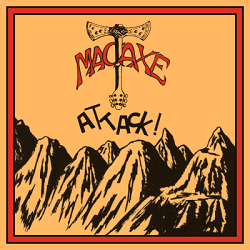 MACAXE (UK) / Attack!
