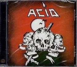 ACID (Belgium) / Acid + 4 (2015 reissue)