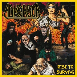 ADVERSOR (Italy) / Rise To Survive