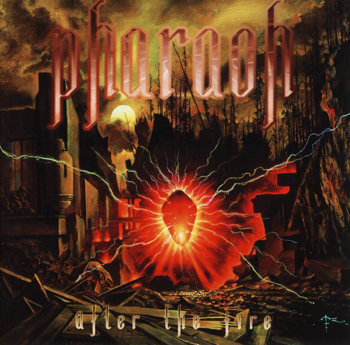 PHARAOH (US) / After The Fire