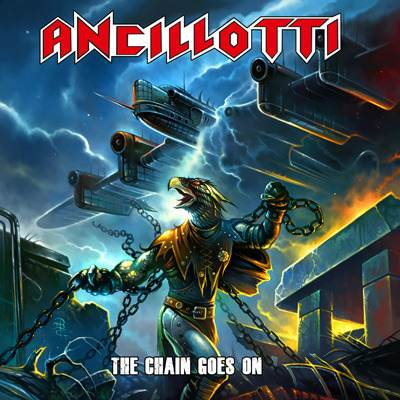 ANCILLOTTI (Italy) / The Chain Goes On + 1