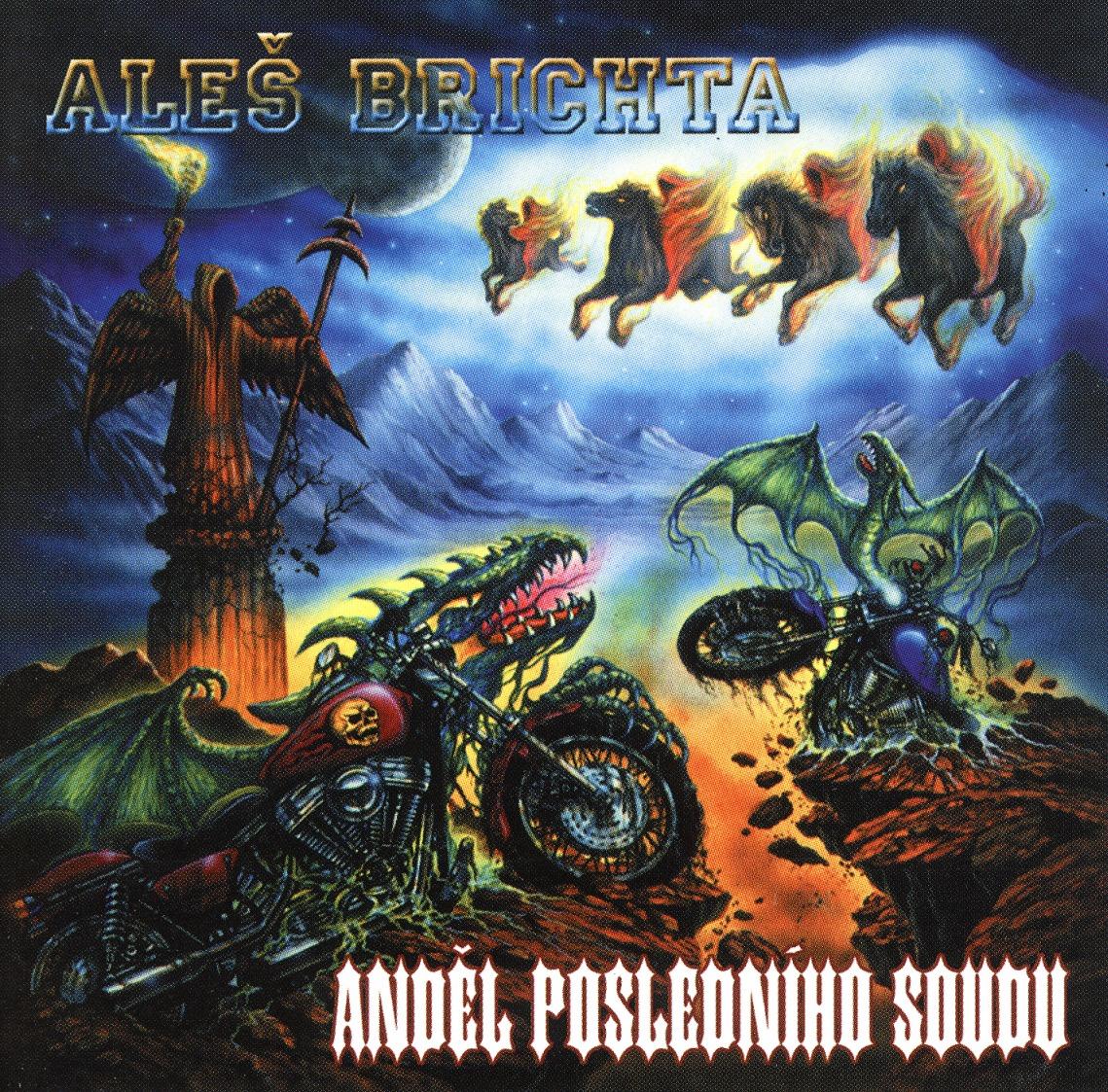 ALES BRICHTA (Czech Republic) / Andel Posledniho Soudu