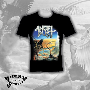 ANGEL DUST (Germany) / Into The Dark Past T-Shirt