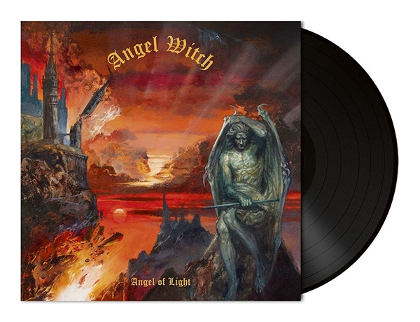 "ANGEL WITCH (UK) / Angel Of Light (12""LP)"
