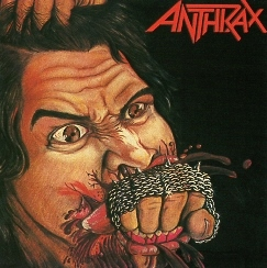 ANTHRAX (US) / Fistful Of Metal (Brazil edition)