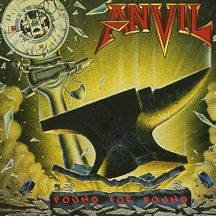 ANVIL (Canada) / Pound For Pound (Brazil edition)