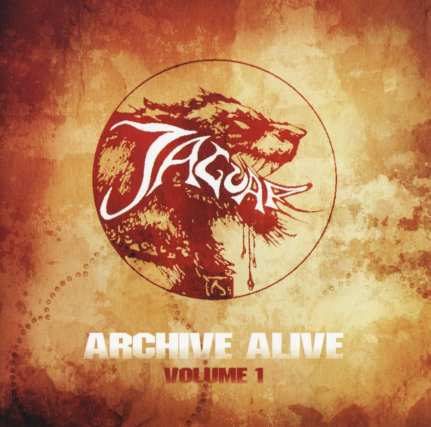 JAGUAR (UK) / Archive Alive Volume 1