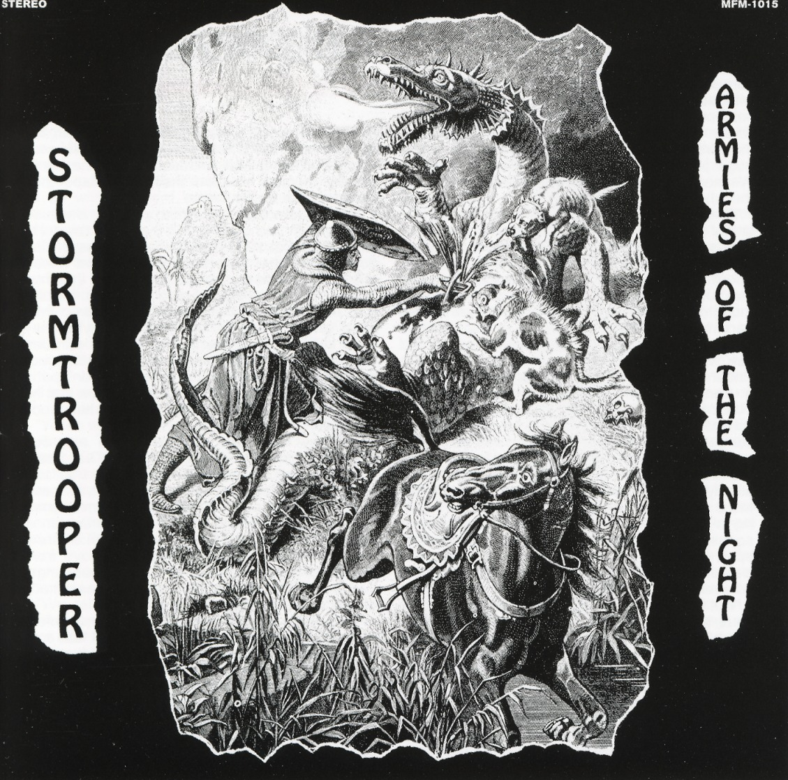 STORMTROOPER (US) / Armies Of The Night + 13 (2004 reissue)