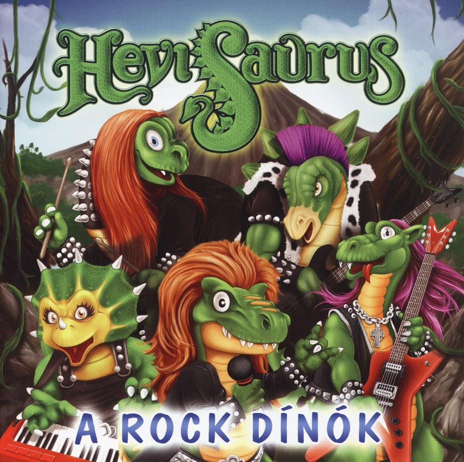 HEVISAURUS (Finland) / A Rock Dinok