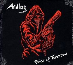 ARTILLERY (Denmark) / Fear Of Tomorrow (2019 reissue)
