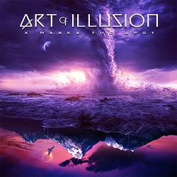 ART OF ILLUSION (Sweden) / X Marks The Spot