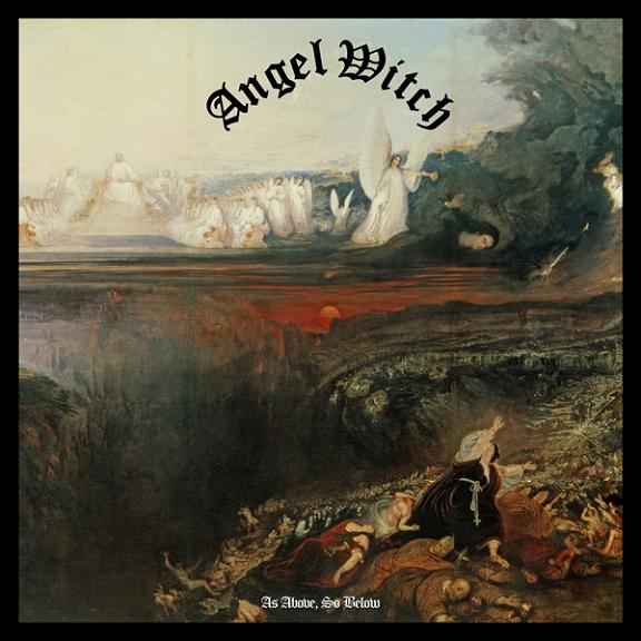 ANGEL WITCH (UK) / As Above, So Below
