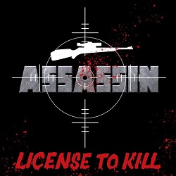 ASSASSIN (US/Pennsylvania) / License To Kill + 3