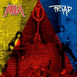 ATTILA (Netherlands) / Triad + 6