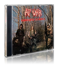 AT WAR (US) / Ordered To Kill (2016 reissue)