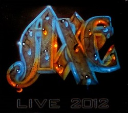 AXE (US) / Live 2012 (CD+DVD)