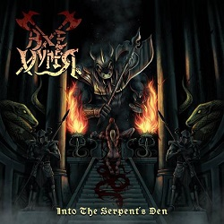 AXEVYPER (Italy) / Into The Serpent's Den