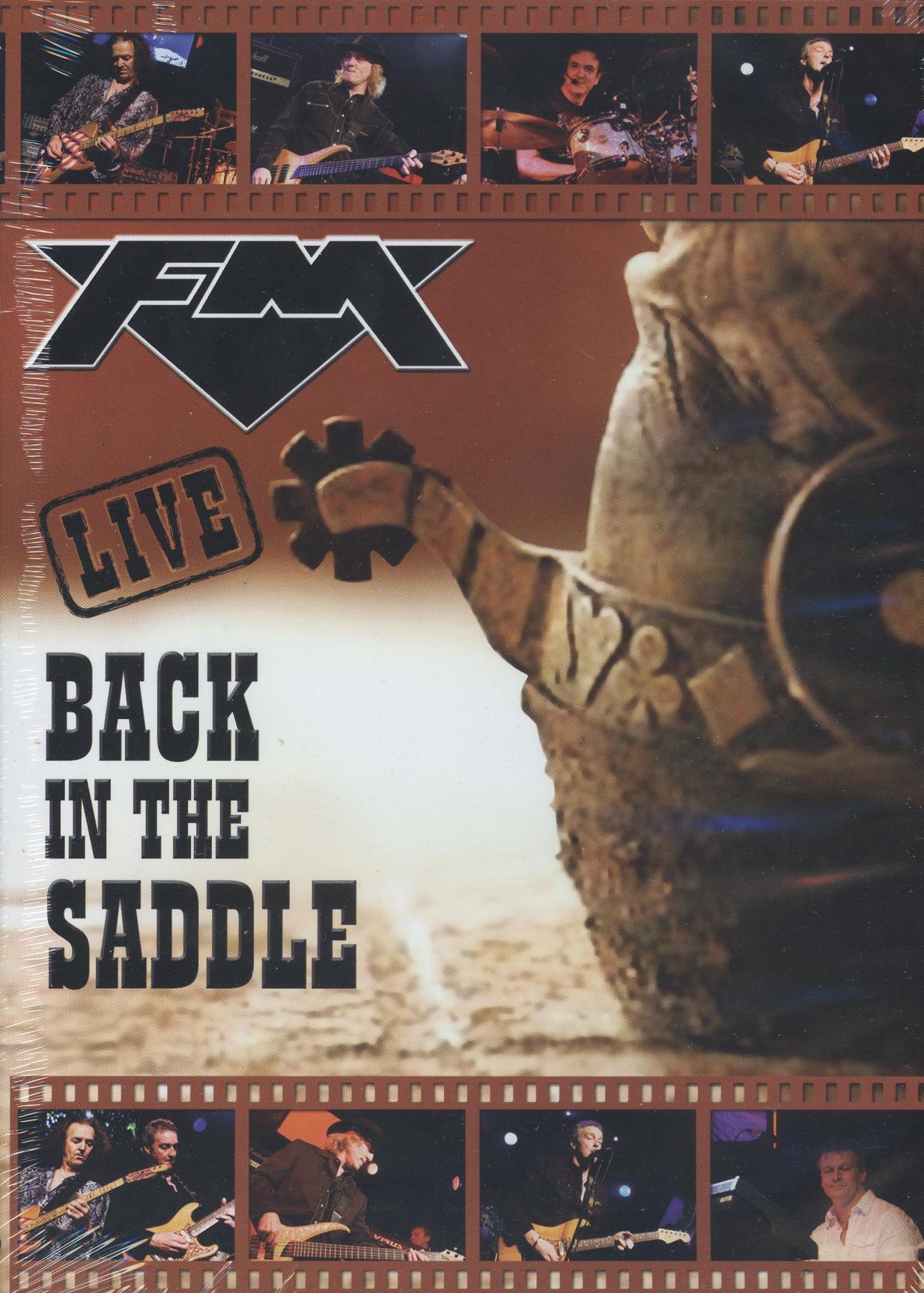 FM(UK) / Back In The Saddle (DVD)