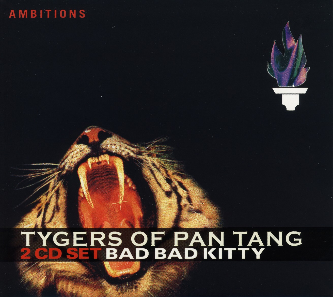 TYGERS OF PAN TANG (UK) / Bad Bad Kitty