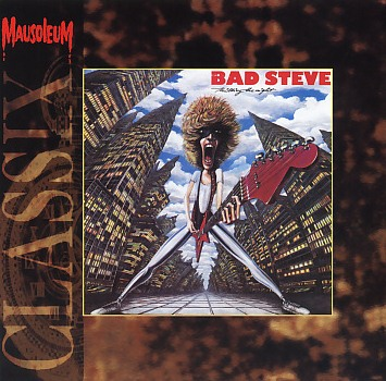 BAD STEVE (Germany) / Killing The Night (Mausoleum Classix)