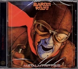 BARON ROJO (Spain) / Metalmorfosis (2014 reissue)