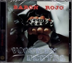 BARON ROJO (Spain) / Volumen Brutal (2014 reissue)