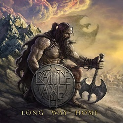 BATTLE AXE (US) / Long Way Home