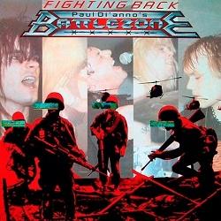 PAUL DI'ANNO'S BATTLEZONE (UK) / Fighting Back + 1 (2021 reissue)