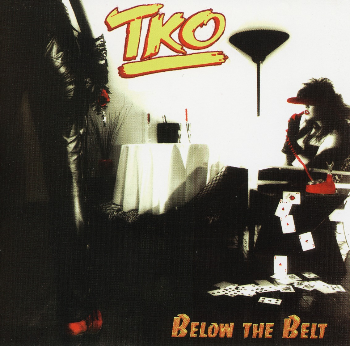 TKO (US) / Below The Belt