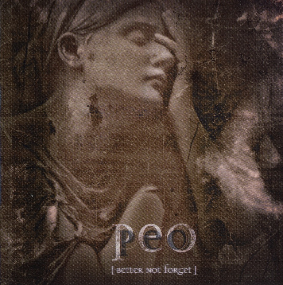 PEO (Sweden) / Better Not Forget (2CD)